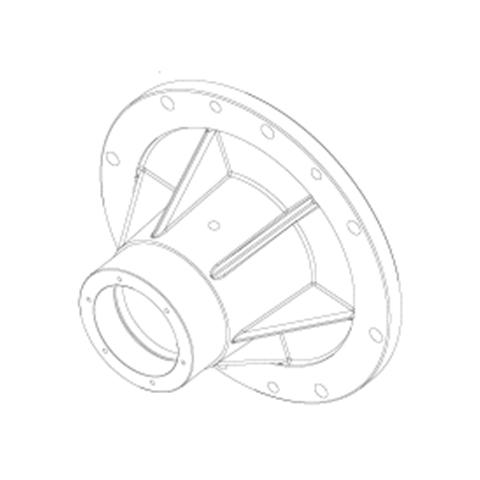 滚筒轴承座