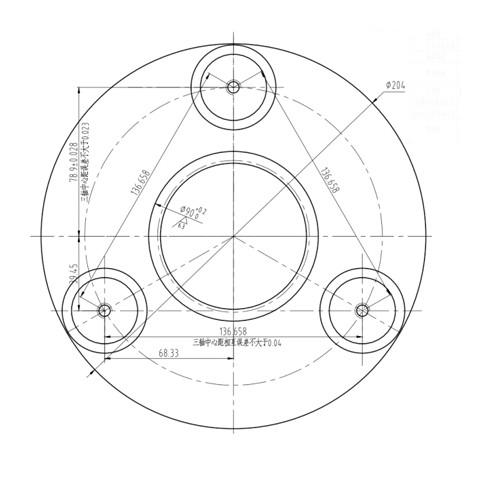 行星轮架/行星轮座
