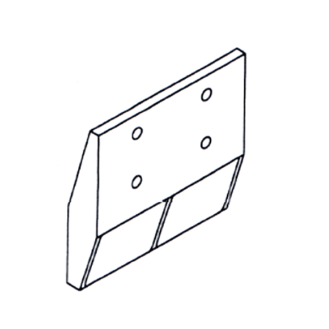 炉口护板/护角