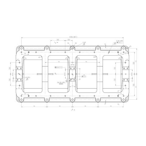 曲轴箱/气缸体/机身