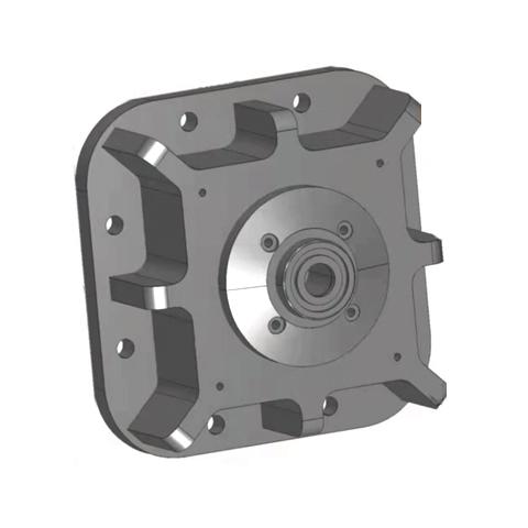 电磁纯铁泵壳