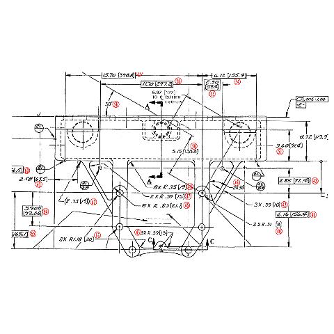 节温器壳支架