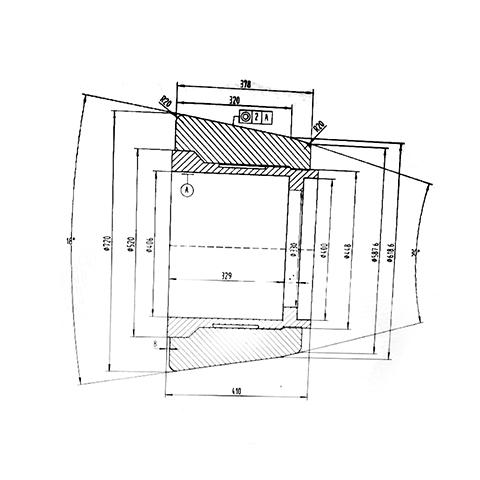 冶金设备配件